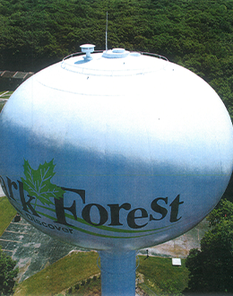 PF Water Tower