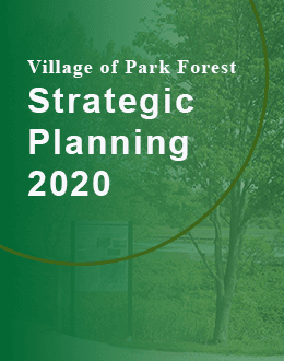 Park Forest Strategic Planning 2020