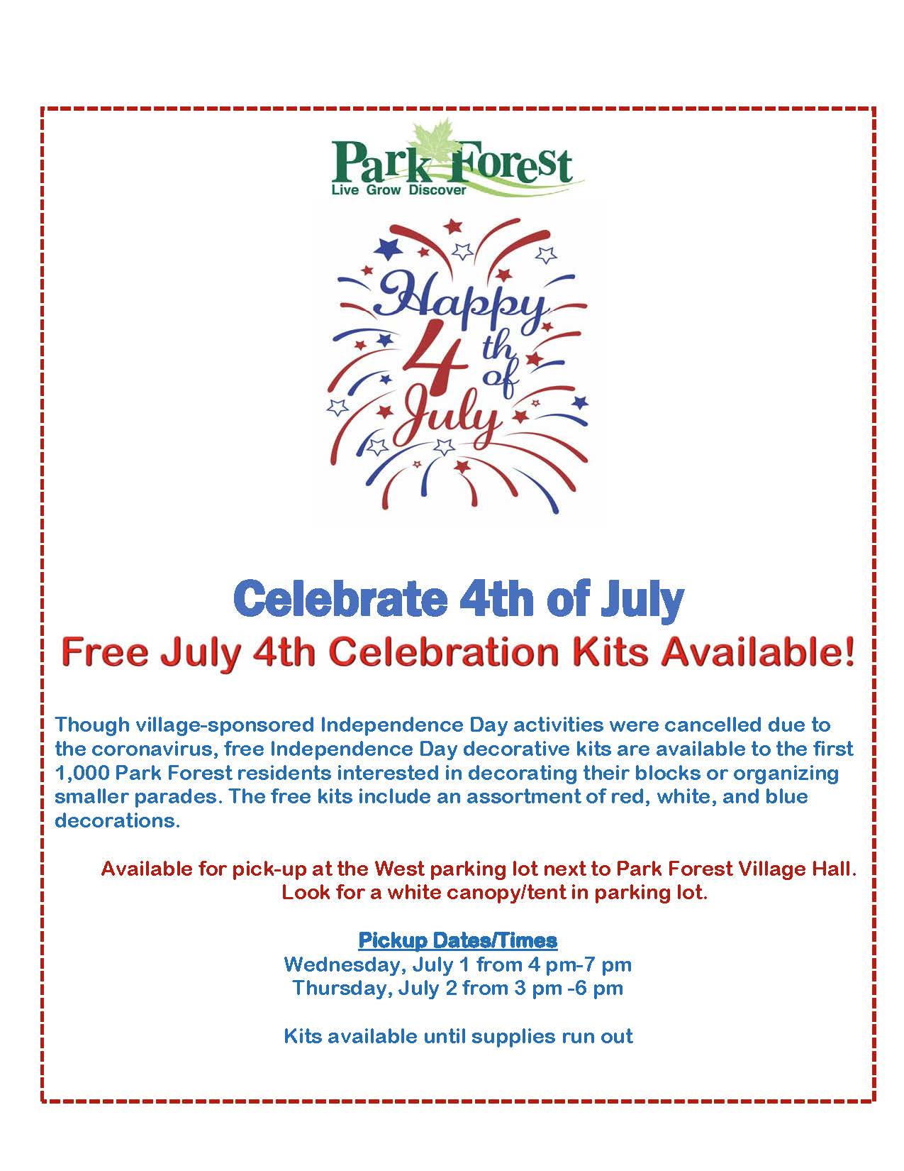4th of July kits flyer 6_23_20
