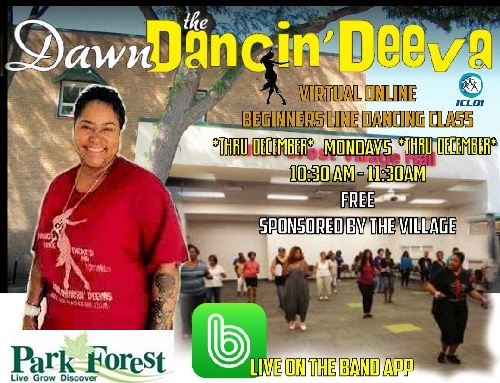 Line Dancing Dec 2020 Online Classes