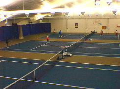 Tennis and Health Club